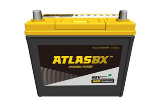 Аккумулятор AtlasBX Auxiliary AtlasBX Auxiliary 90 Ач AX S115D31L AGM