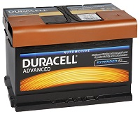 Аккумулятор Duracell Advanced Duracell Advanced 100 Ач